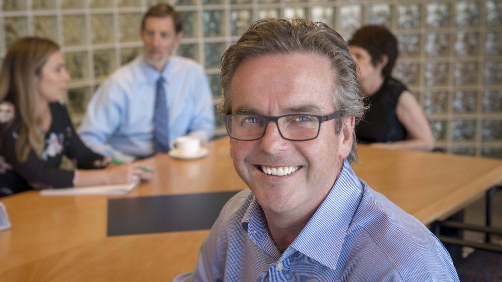 Portrait of Brendan Bathersby